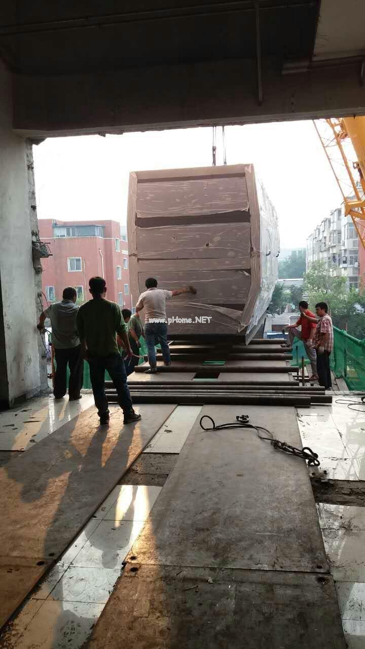北京she备吊装大型锅炉吊装搬yun